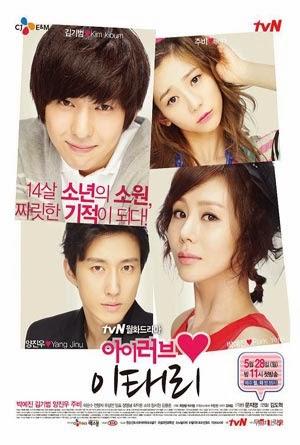 Tôi Yêu Lee Tae Ri - I love Lee Tae Ri (2012)