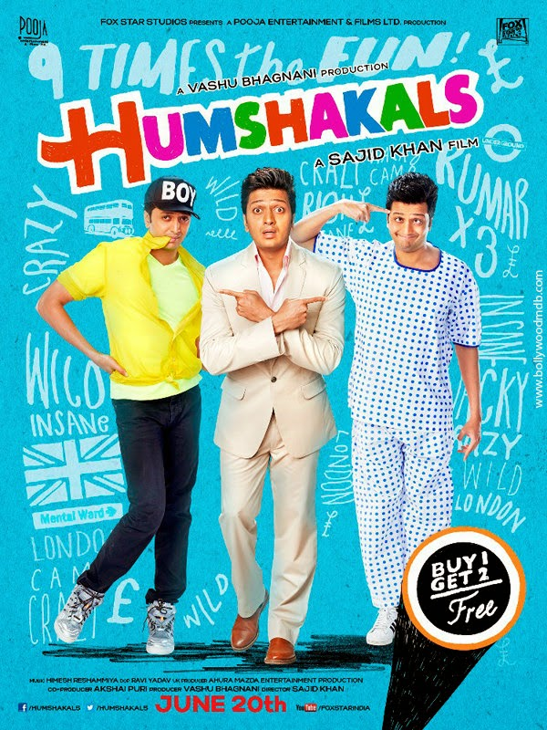 Humshakals Full Movie