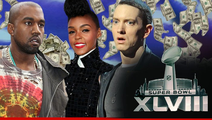 Eminem will Rap At Super Bowl Party For $2 MIL!
