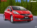 Mobil Honda Jazz Bandung