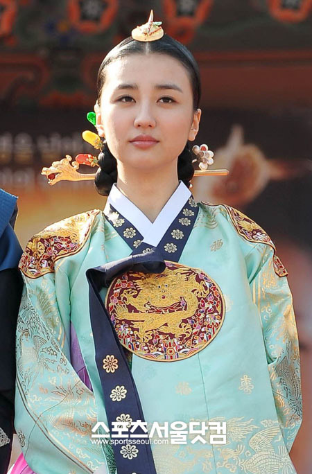 princess mitha dong yi jewel in the crown