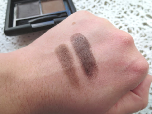 a picture of e.l.f. Studio Eyebrow Kit in Dark (swatch)