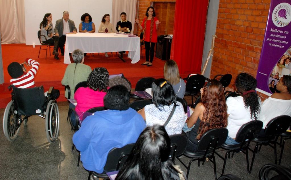 Evento continua sábado com o objetivo de fomentar os empreendimentos solidários