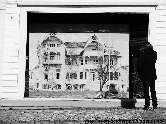 One Bryggen window