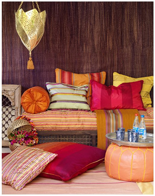 Inspiration : Mediterranean/Moroccan style decor Ideas