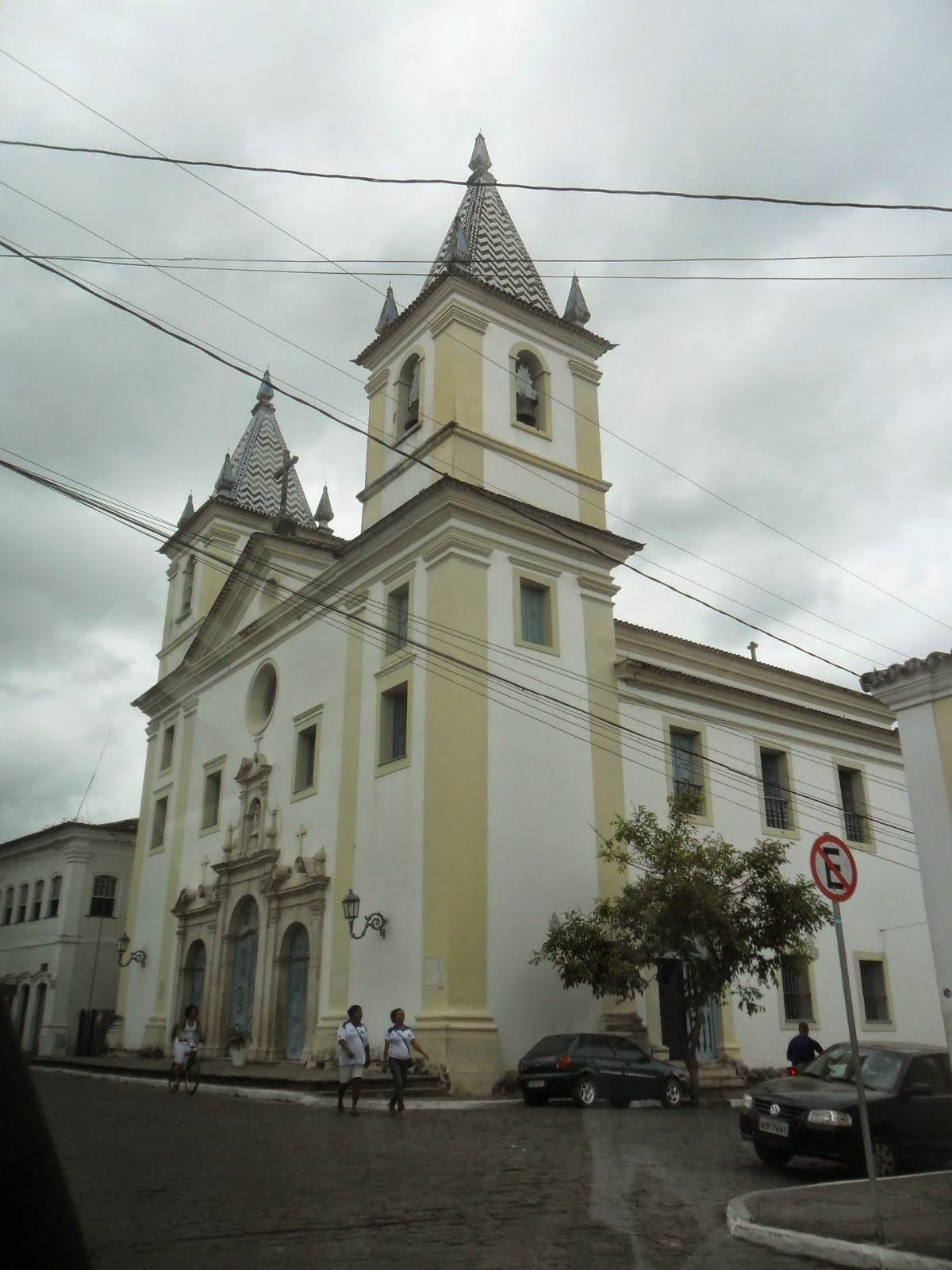 Igreja em Cachoeira