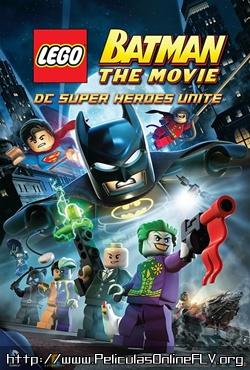 Lego Batman la Película. El Regreso de los Superheroes de DC (2013)
