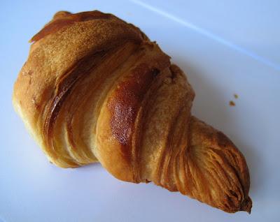 Le croissant de Gérard Mulot