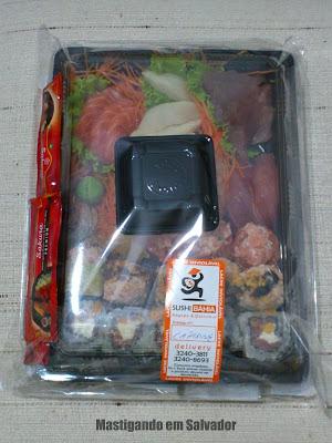 Sushi Bahia Delivery: Combinado Especial grande embalado