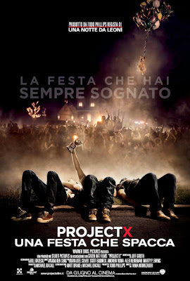 Project X - una festa che spacca streaming ITA
