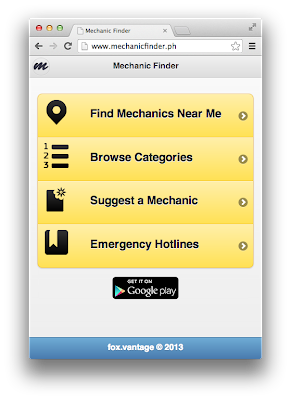 App Review: Mechanic Finder - Find mechanics near you