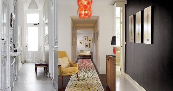 Marta decoycina como decorar pasillos largos - Colores pasillos interiores ...