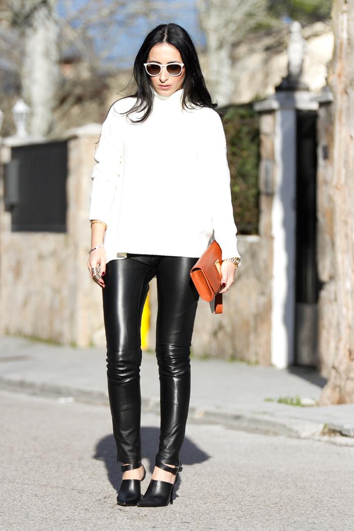 Look sofisticado chic estilo cañero blogger española de moda