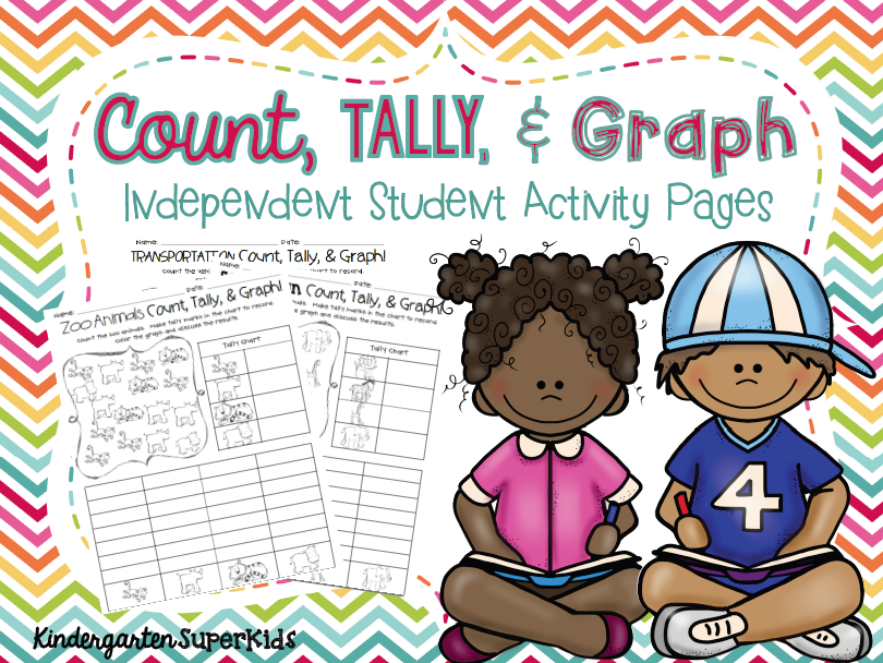 https://www.teacherspayteachers.com/Product/Count-Tally-Graph-Just-print-and-play-1747019