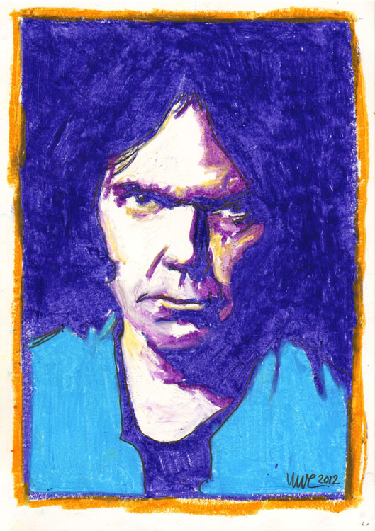 neil young face the day