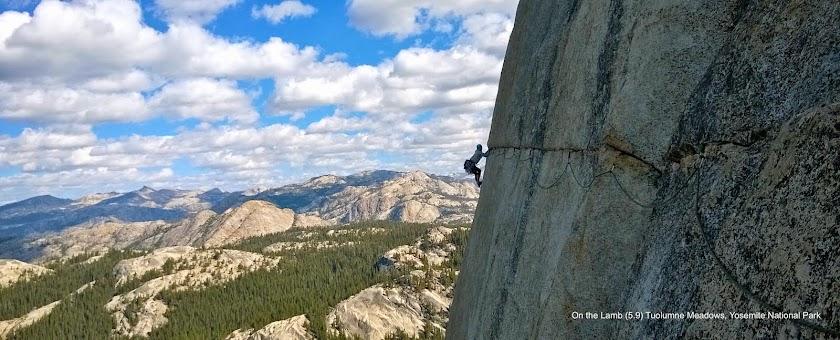 Emma climbs