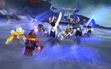 LEGO Universe jogos online