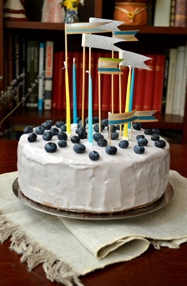 MARININA ROĐENDANSKA TORTA / MARINA'S BIRTHDAY CAKE