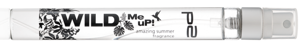 p2 wild me up AMAZING SUMMER fragrance