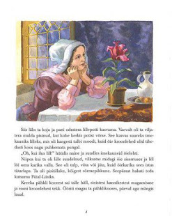 Parmak Kız'ın [Thumbelina] Doğuşu/Laleden Çıkışı