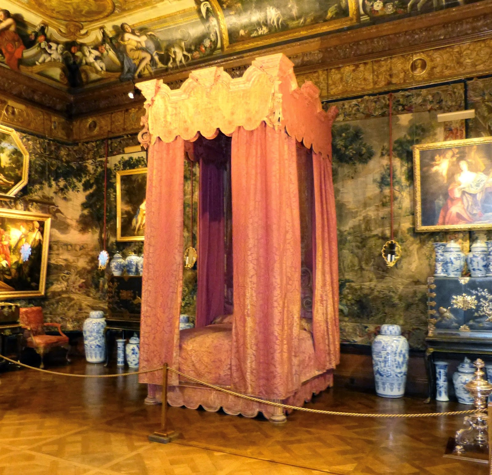 State Bedroom, Chatsworth
