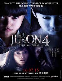 Ju-on 4: The Final Curse (2015) [Vose]