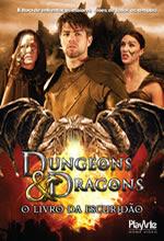 Dungeons e Dragons: O Livro da Escuridão Online Dublado