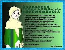 muslimah jagaan ALLAH