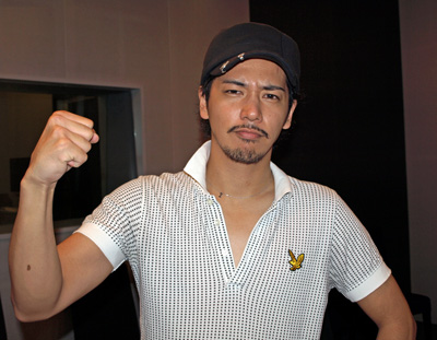 Tak Sakaguchi 2013