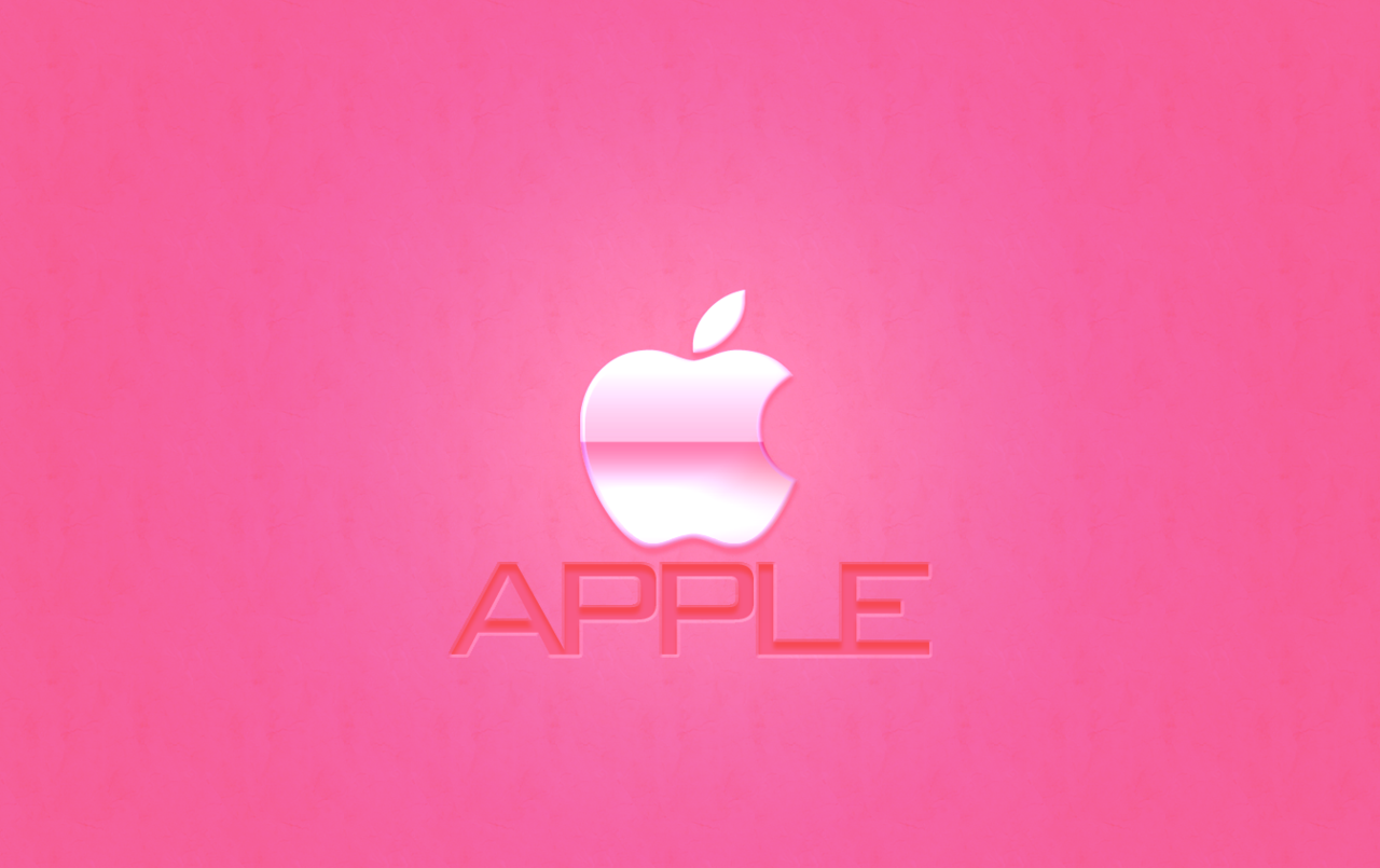 apple-wallpaper-rosado