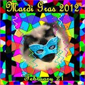 Celebrate Marti Gras 2012