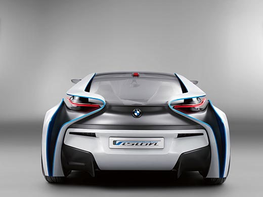 BMW Mega City Vehicle