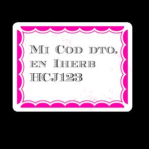 ♥ Códigos Descuentos ♥