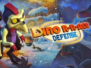 Dino  R R Age Defense Untuk Komputer Full Version Gratis Unduh