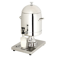 Distribuitor lapte Dispenser lapte - produs horeca utilizat la bufet suedez