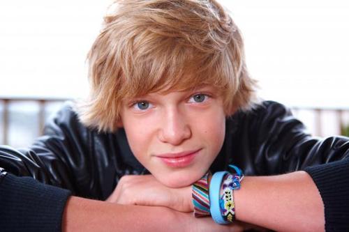 ... was born a boy named cody robert simpson a very cute boy his parents