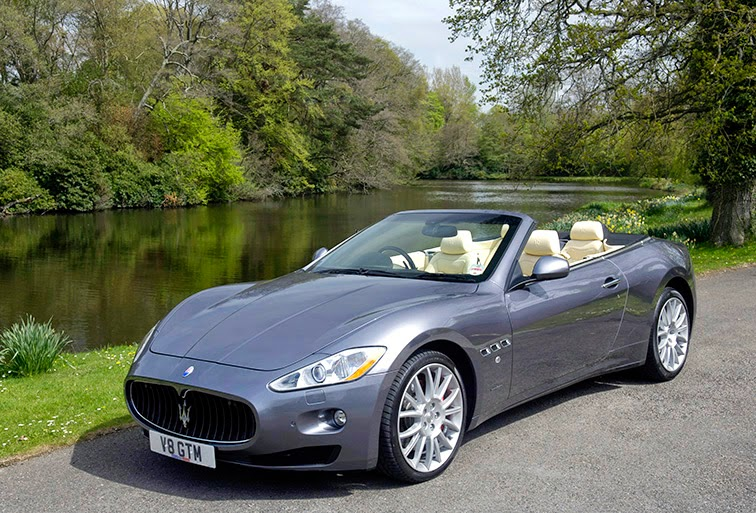 Picture of National Car Awards winner Maserati