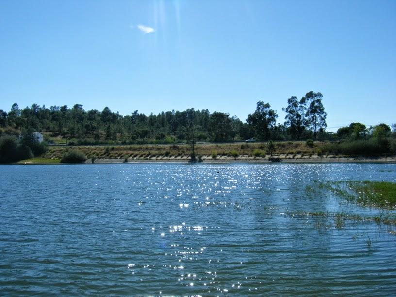 N2 vista da barragem