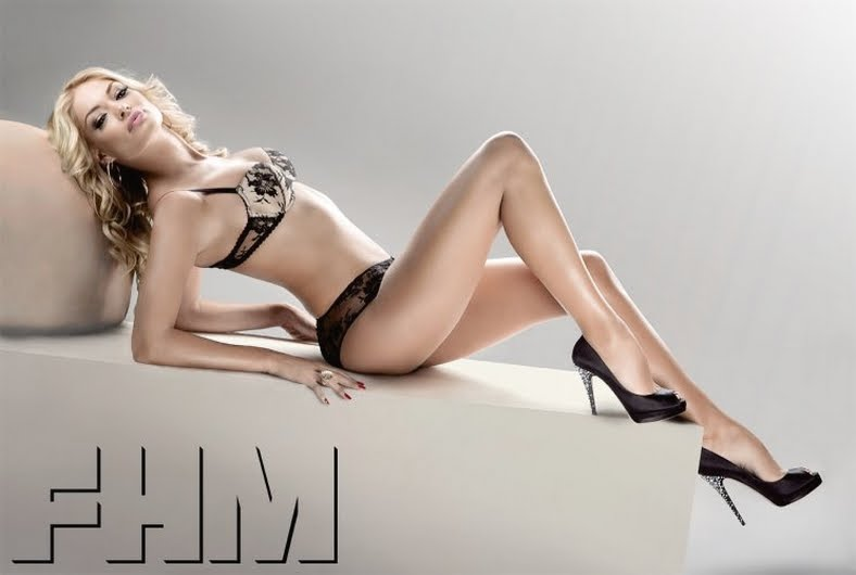 beautiful romania romanian girls fhm romania