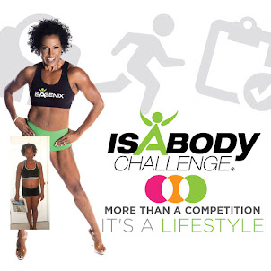 IsaBody Challenge. Transform Your Body. Transform Your Life.