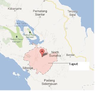 Lokasi Wisata di Tapanuli Utara