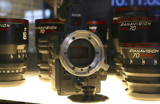 Первые кадры с камеры RED  Vista Vision WEAPON 8K