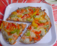 The Recipe of Sabudana Pizza