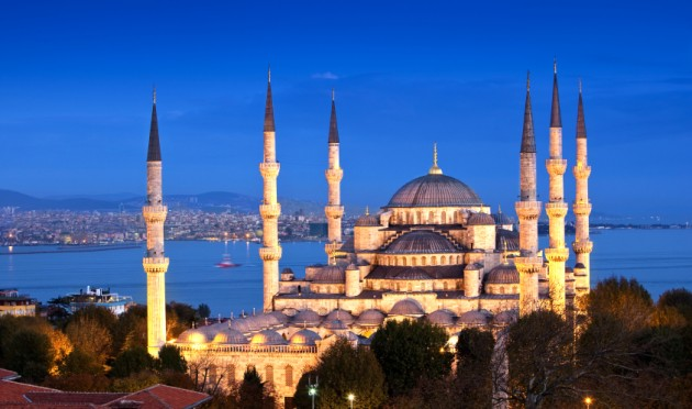 Turkey Mosques And Churches Turkey to Build Mosque in