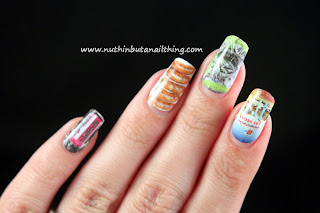 Jamberry Nail Shields - Custom Design