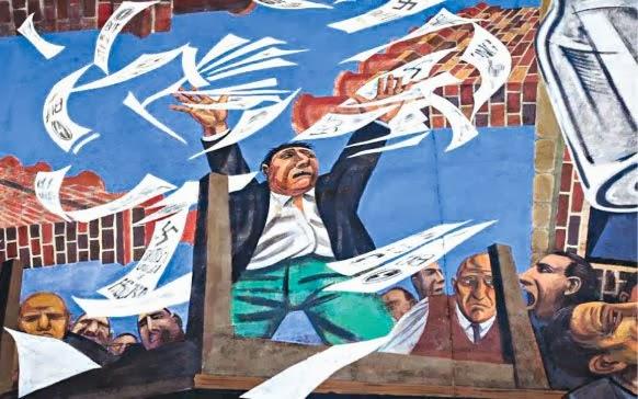 «Ο φασισμός αναπτύσσεται όταν το κράτος φοβάται ότι η Αριστερά μπορεί να διεκδικήσει την εξουσία.