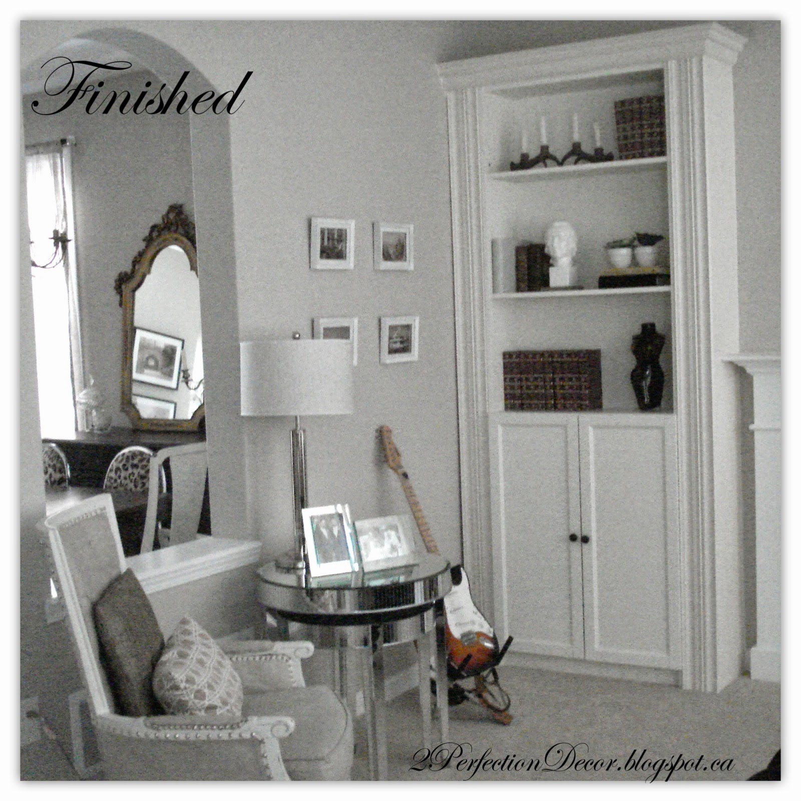 Simple Examples Of Built Ins Flanking The Fireplace Builtin Bookshelves