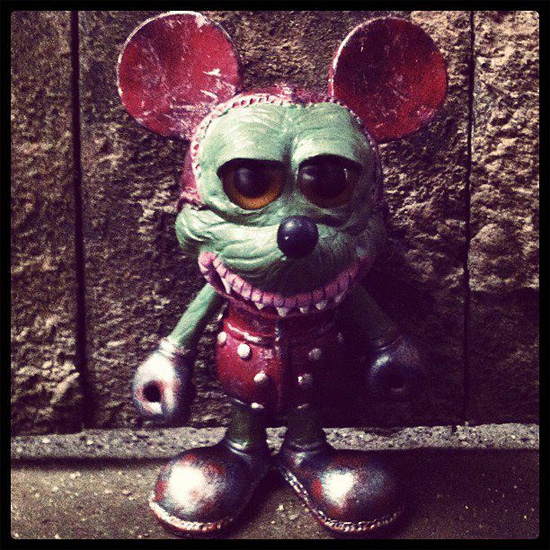 Custom Mickey Mouse Figures