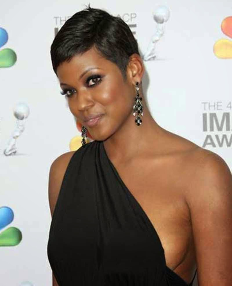 black girls short hairstyles
