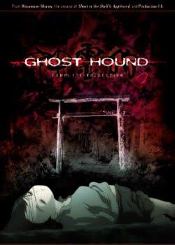 Ghuo Download   Ghost Hound Completo   Bluray 720p Legendado